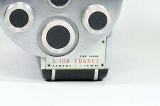 Kodak Cine Kodak K-100 Turret 16mm Camera!!C Mount!!!! EXC+++