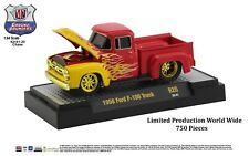M2 Machines Ground Pounder R20 1956 Ford F-100 Truck CHASE