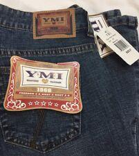 """Women's YMI Freedom 2 B What U Want 2 B """"Manhattan"""" Jeans Sz 7 New With Tags"""