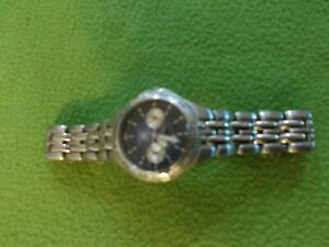 Men's FOSSILL Stainless Steel WATCH BQ-9139 (for parts of repairs)