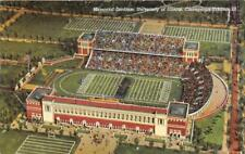 CHAMPAIGN-URBANA IL 1941 Aerial View of University of Ill Memorial Stadium 491