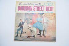 Vintage Bourbon Street Beat Don Ralke Album Record New Orleans Blues Jazz *