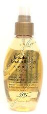 Organix Bellezza Mai Dritto Brasiliana Cheratina terapia Luccicante Keratin Olio