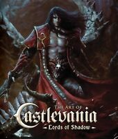 The art of castlevania lord of shadow, new sealed rare