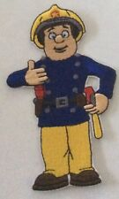 FIREMAN SAM IRON ON PATCH BUY 2 GET 1 FREE