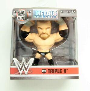 """WWE Triple H Jada Toys Heavy Die Cast Metal M230 2.5"""" Action Figure - NEW"""