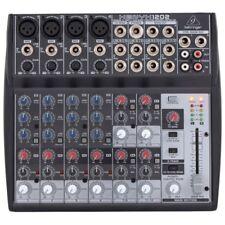 BEHRINGER XENYX 1202 mixer passivo 12 ingressi studio live karaoke GARANZIA ITA