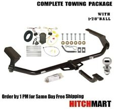 """CLASS 2  TRAILER HITCH PACKAGE 1 7/8"""" BALL  FOR 2009-2016 TOYOTA VENZA    90213"""