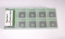 10 X INDEXABLE WALTER CARBIDE MILLING INSERT - TIGER TEC SPMW120408-A57 WAK15