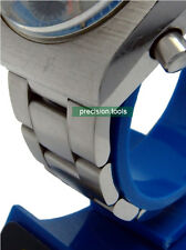 20mm Oyster Solid Steel Replacement Bracelet For Chrono 6139-8020 Racing Band