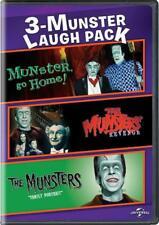 3-Munster Laugh Pack: Munster, Go Home/The Munsters Revenge/The Munsters: Family