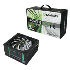 GameMax GP500 ATX PSU 500w APFC 80 Plus 14CM Fan power Supply
