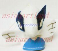 Takara Tomy Pokemon's  10th Anniversary Finger Puppet Plush Figure #249 Lugia