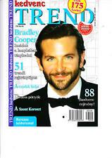 BRADLEY   COOPER          Hungarian magazine  2016