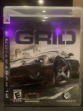 GRID (Sony PlayStation 3, 2008) PS3 CIB