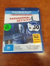 Paranormal Activity 4 Blu Ray (27980)