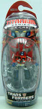 Transformers Titanium Series Optimus Prime Set MOC