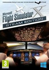 Microsoft Flight Simulator X Steam Edition (pc)