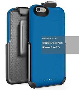 """Belt Clip Holster for Mophie Juice Pack Battery Case - iPhone 7 (4.7"""")"""
