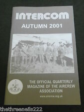 AIRCREW ASSOCIATION - INTERCOM - AUTUMN 2001