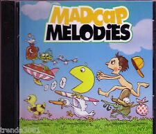 MADCAP MELODIES K-Tel CD Classic Great Comedy Songs TRASHMEN BUCKNER  Rare OOP