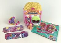 My Little Pony Popcorn Movie Theater Complete Set Ponyville Hasbro MLP 2007