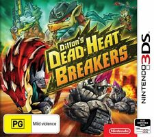 Dillons Dead-Heat Breakers 3DS Game NEW PREORDER 26/5