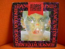 VINYL 45 T – LORDS OF THE NEW CHURCH : DANCE WITH ME – EX ! – POST PUNK GOTH
