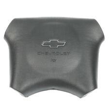 OEM NEW Steering Wheel Horn Pad Cap Black w/ Logo 95-02 Chevrolet 15759621