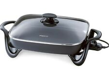 Presto 06852 16 inch Electric Skillet with Glass Cover