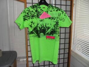 NOS USA Sport Wear Break Away Unisex Short Sleeves T-Shirt