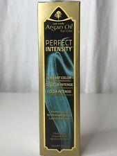 One 'N Only Argan Oil Hair Dye Color Perfect Intensity Pastel Aqua Semi Perm