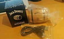 Brand New Jack Daniel's Mini Bluetooth Barrel Speaker - VERY RARE!