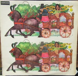 JUNIOR CAMPBELL SECOND TIME AROUND LP Deram SML 1106 1974 1ST Press