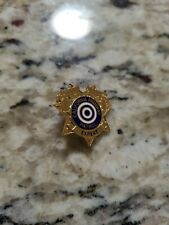 Authentic CHP California Highway Patrol SHARPSHOOTER pin award - CURRENT Issue