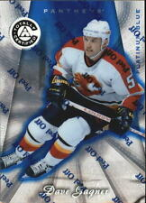 1997-98 Pinnacle Totally Certified Platinum Blue #47 Dave Gagner