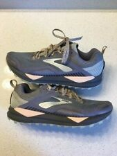 New listing BROOKS CASCADIA 14 WOMEN'S SIZE US 8.5 EUR 40 RUNNING TRAIL HIKING SHOES