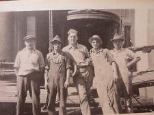 VTG Film Prints Highway Road Construction Michigan 1940s Lot of 10 #9013