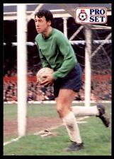 Pro Set English Football (1991-92) Gordon Banks Stoke City No. 479