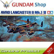 TAMIYA Avro Lancaster B Mk.I/III 1/48 Masterpiece Machine Series No. 61112 JAPAN