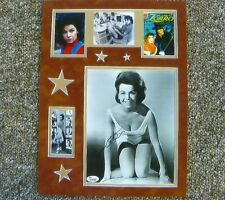 ANNETTE FUNICELLO SIGN ORIGINAL AUTHENTIC 8 BY10 COLLAGE ART WORK