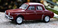 Renault Dauphine Gordini '65- Argentina Diecast Scale 1:43 New Sealed W/Magazine