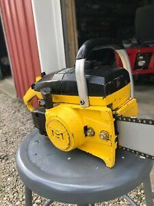 mcculoch 5-10 chainsaw