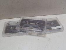Lot of 3 Elvis Singles 2 Sealed Cassette Tapes Hound Dog Heartbreak Hotel Fallin
