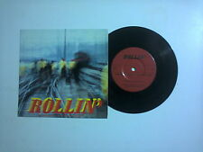 "Bruno Spoerri ‎/ Rollin' – Disco Vinile 45 giri 7"" Single Sided, Promo"