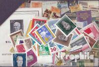 DDR postfrisch 1960 kompletter Jahrgang in sauberer Erhaltung