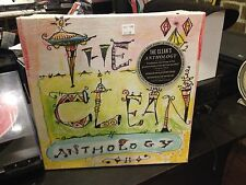 The Clean Anthology 4xLP box set sealed vinyl + download Flying Nun