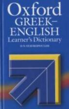 Oxford Greek-English Learner's Dictionary, , Good Book