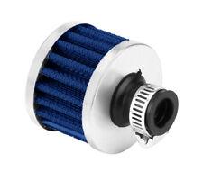 Protector Cromo Ventilación Del Filtro Fijación Universal 10mm-15mm - Azul