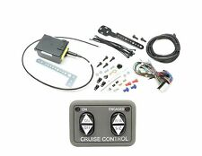 Rostra 250-1223 Universal Electronic Cruise Control Kit,3592 Led Dash Switch